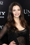 India Eisley, Eisley, Underworld Stock Image