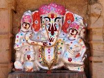 India. The elephant God Ganesha Royalty Free Stock Photos