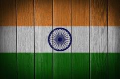India Flag Stock Photography