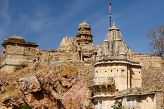 India, Fort Chittor Royalty Free Stock Photography