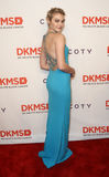 India Gants. NEW YORK-APR 27: Model India Gants attends the 11th Annual DKMS `Big Love` Gala at Cipriani Wall Street on April 27, 2017 in New York City Stock Photos