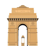 India gate. New delhi, india, travel Stock Image