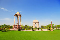 India Gate Stock Photos