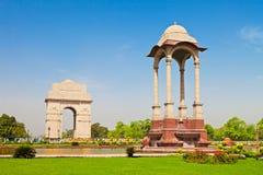India Gate. New Delhi, India Stock Photo