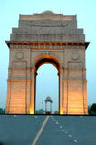India gate. India gate of Delhi-India Stock Photos