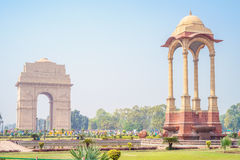 India gate Royalty Free Stock Photos