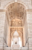 India Gate in Delhi royalty free stock images