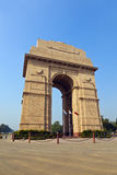 India gate in Delhi Royalty Free Stock Image
