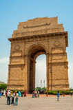 India Gate in Delhi Stock Image