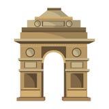 India gate delhi Royalty Free Stock Photo