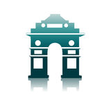 India gate delhi Stock Image