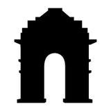 India gate delhi Royalty Free Stock Photography