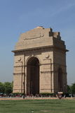 The India Gate in Delhi India Royalty Free Stock Photos