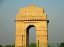 India Gate Delhi India Stock Photo