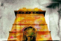 India gate Royalty Free Stock Image
