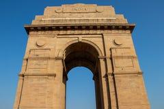 India Gate Inida royaltyfri fotografi