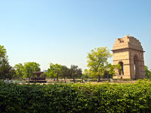 India Gate at New Delhi Royalty Free Stock Photography