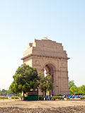 India Gate at New Delhi Stock Images