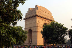 India Gate Royalty Free Stock Photography