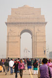 India Gate, New Delhi Stock Photography