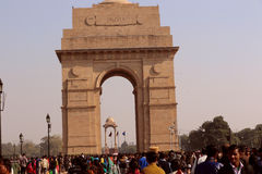 India Gate, New Delhi, India Royalty Free Stock Photography