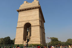 India Gate, New Delhi, India Royalty Free Stock Image