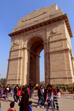 India Gate, New Delhi, India Stock Photos