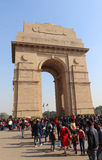 India Gate, New Delhi, India Stock Photography