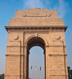 India Gate war memorial in New Delh Stock Photography