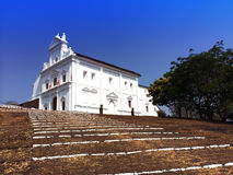 India. Goa. Catholic church Stock Photo