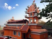 India. Goa. Hanuman temple. Stock Photos