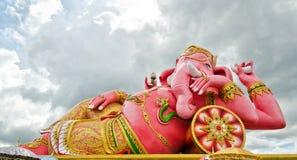 India God Ganesha or God of success Royalty Free Stock Image