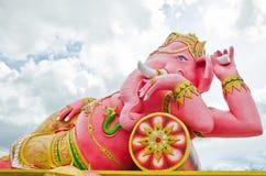 India God Ganesha or God of success Royalty Free Stock Photo