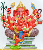 India God Ganesha or God of success Royalty Free Stock Photo