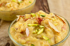 India Halwa Stock Photos