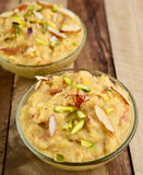 India Halwa Royalty Free Stock Photography