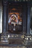 1977. India. The holy Shrine of Triloknath. Royalty Free Stock Images