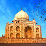Indian Palace Taj Mahal Stock Photos