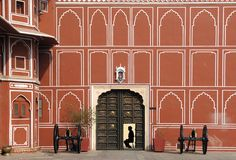 India Jaipur city palace Royalty Free Stock Image