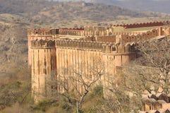 India, Jaipur: Jaigarh Fort stock photography