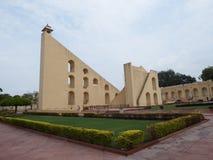 India. Jaipur. Jantar Mantar. Stock Images