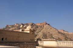 India, Jaipur (Palace of the Maharaja) Royalty Free Stock Photo
