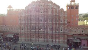 India Jaipur Różowy miasto zdjęcia royalty free