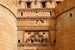 India, Jaisalmer Fort Stock Image