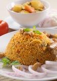 India jedzenie Fotografia Royalty Free