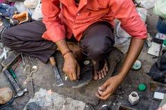 india jodhpur arkivfoton