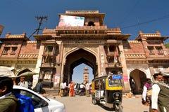 india jodhpur Arkivbilder