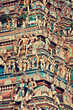 India, Kapaleeswarar-tempel, Chennai stock afbeeldingen