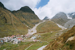 India, Kedarnath. Royalty Free Stock Photos