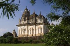 india khajuraho Madhya Pradesh Arkivbilder